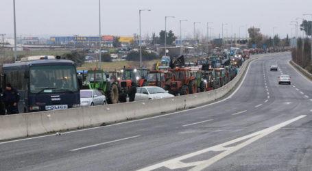 Προσωρινές κυκλοφοριακές ρυθμίσεις στον Αυτοκινητόδρομο Π.Α.Θ.Ε.