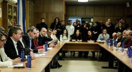 Άκαρπη η συνάντηση κυβέρνησης και αγροτών – Σήμερα κρίσιμη συνέλευση στο μπλόκο της Νίκαιας