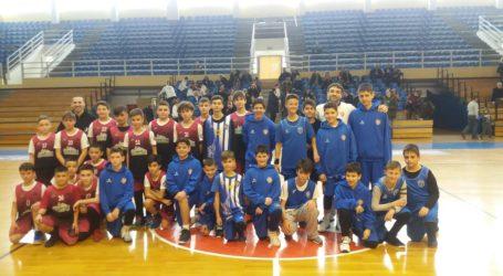 Φιλικούς αγώνες με τα Τρίκαλα FBA έδωσε η ακαδημία μπάσκετ της Νίκης Βόλου