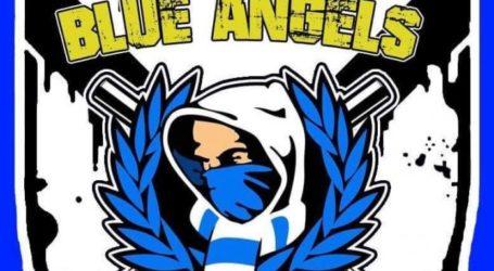 """Βlue Angels: """"Ραντεβού στα γήπεδα με τη Νικάρα"""""""