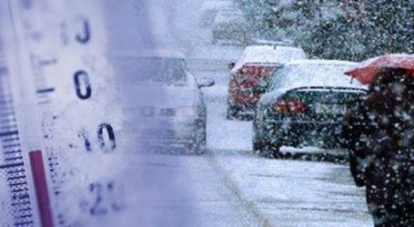 Σε ποιες περιοχές της Μαγνησίας προβλέπουν χιονόπτωση οι μετεωρολόγοι [χάρτες]