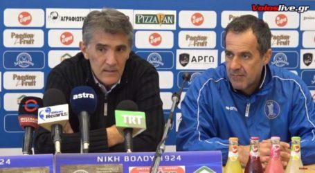 Ντόστανιτς: Θα παίξουμε για τη νίκη όπως κάνουμε σε όλα τα παιχνίδια