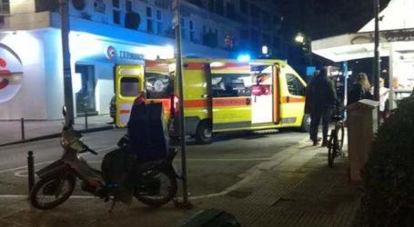 Αναστάτωση στο κέντρο της Λάρισας – Νεαρός άντρας σωριάστηκε ξαφνικά στο δρόμο (φωτο)