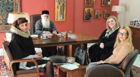 Συνεργασία Ιγνάτιου με την Τοπική Μονάδα Υγείας (ΤΟ.Μ.Υ.) Ιωλκού
