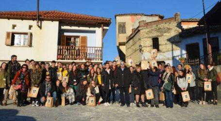 31 μαθητές από το πρόγραμμα Erasmus+ υποδέχθηκε ο δήμος Τεμπών
