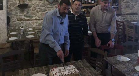 """""""Βασίλεψαν"""" τα στελέχη της ΠΑΣΕ – ΟΤΕ στη Λάρισα"""