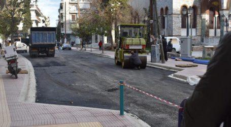 Προσωρινές κυκλοφοριακές ρυθμίσεις στην οδό Ηπείρου λόγω εκτέλεσης εργασιών