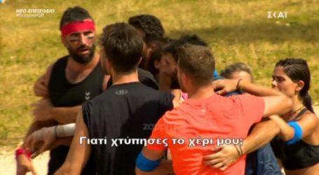Χαμός στο Survivor! Πιάστηκαν στα χέρια Έλληνες και Τούρκοι – Διεκόπη το παιχνίδι… [βίντεο]