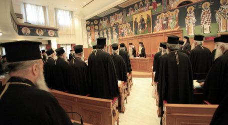 Αντιπροσωπεία Κληρικών της Ι.Μ. Δημητριάδος στην Γενική Συνέλευση του Ι.Σ.Κ.Ε.