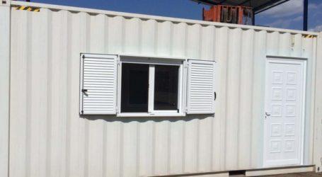 """""""Ανησυχία"""" για κοντέινερ που έφθασαν στο στρατόπεδο «Μπουγά» – Νέοι πρόσφυγες στο Κυψελοχώρι"""