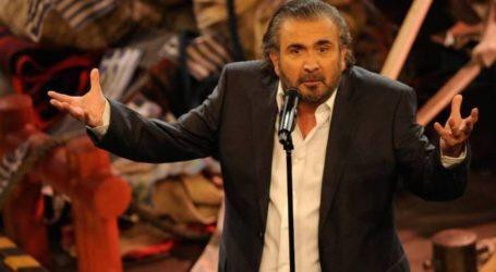 Ετοιμάζεται o Λαζόπουλος για την πρεμιέρα στο OPEN