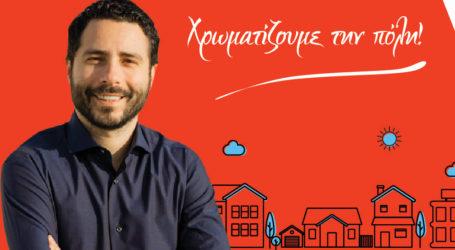 Ι.Αποστολάκης: Παραληρεί ο πρόεδρος του Εργατικού Κέντρου Βόλου
