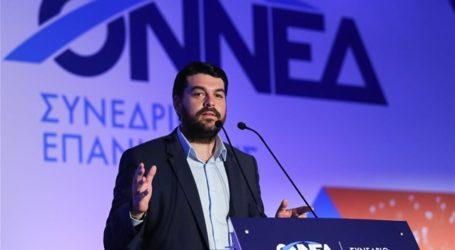 Κ. Δέρβος στο TheNewspaper.gr: Ο Χ. Χρόνης είναι η πρότασή μου στον Κ. Μητσοτάκη