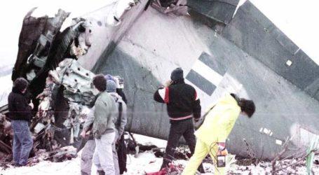 Σαν σήμερα η συντριβή του C-130 στο όρος Όθρυς με τους 63 νεκρούς [εικόνες]