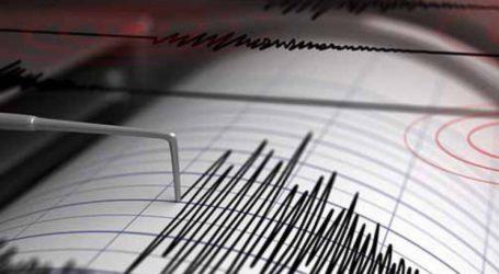 Ισχυρός σεισμός στη Σκιάθο [χάρτης]