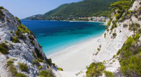 Στη Μαγνησία, μία από τις πιο εντυπωσιακές παραλίες της Ευρώπης [εικόνες]