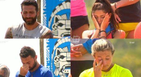 "Survivor: ""Λύγισαν"" οι Έλληνες παίκτες με την ανακοίνωση του Σάκη Τανιμανίδη!"