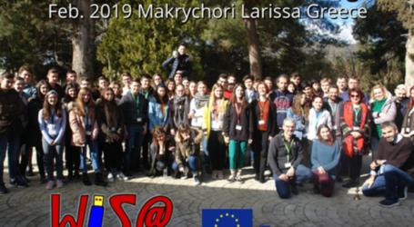 H πρώτη διεθνική συνάντηση Erasmus+ μαθητών και καθηγητών τους από 4 χώρες της Ευρώπης στο Μακρυχώρι