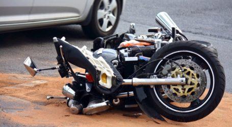Ένας τραυματίας από σύγκρουση μηχανών στον Βόλο