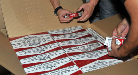 Συνελήφθη 29χρονος στον Βόλο για πώληση λαθραίων τσιγάρων