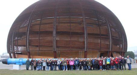 Στο CERN βρέθηκαν μαθητές του 1ου Γυμνασίου Βόλου