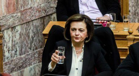 Μαρίνα Χρυσοβελώνη: Δεν θα είχα αντίρρηση να προσχωρήσω στον ΣΥΡΙΖΑ