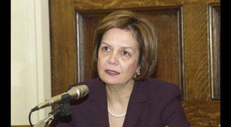 Ομιλία της υπουργού Μυρσίνη Ζορμπά στους πολιτιστικούς φορείς της Λάρισας το Σάββατο