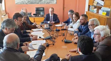 Υπεγράφη η συμφωνία σύνταξης μελέτης σκοπιμότητας για τις συνδυασμένες μεταφορές
