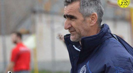 ΠΥΡΑΣΟΣ:  Ο Θαν. Μπίλης νέος προπονητής