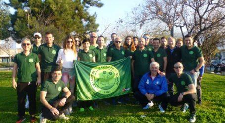 Με εκδρομές και συμμετοχή σε 7 αγώνες έκανε ανοιξιάτικο ξεκίνημα ο Σύλλογος Δρομέων Βόλου