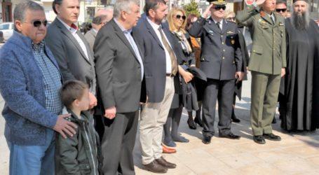 Ο Δήμος Κιλελέρ τίμησε στη Νίκαια το νεκρό αγρότη Απ. Μπατάλα που έπεσε στην εξέγερση του 1910