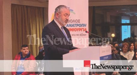 Γ. Πετράκος: Ως πολίτης προέτρεψα τον Απ. Παπαδούλη να είναι υποψήφιος δήμαρχος