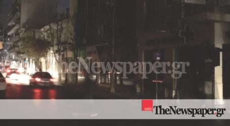 ΤΩΡΑ: Μπλακ άουτ στον Βόλο – Χωρίς ρεύμα το κέντρο της πόλης [εικόνα]