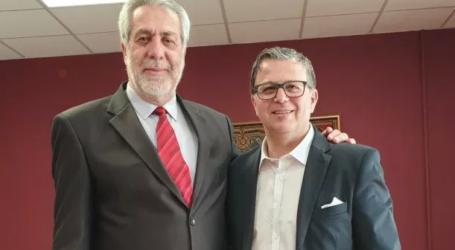Ο Κώστας Πανταζώνας υποψήφιος με τον Δημ. Εσερίδη στον Αλμυρό