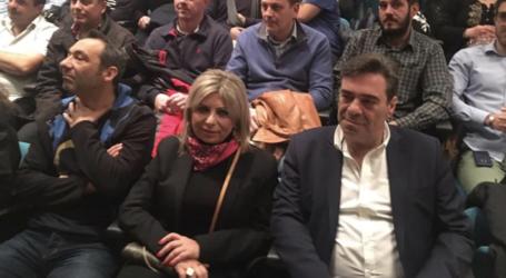 Διονύσης Σιμόπουλος από τη Λάρισα: Σήμερα ζούμε την «Άνοιξη του Σύμπαντος»