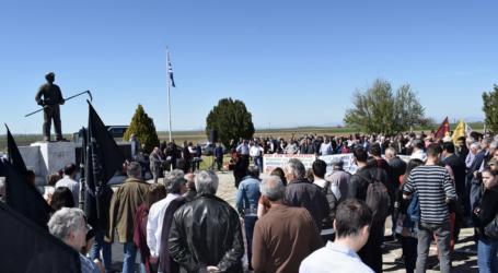 Πλήθος αγροτών στο φετινό αγωνιστικό εορτασμό του Κιλελέρ (φωτό)