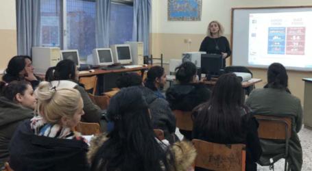 Με επιτυχία διοργανώθηκε η ενημερωτική ομιλία με θέμα: Γυναίκα και Υγεία στη Λάρισα
