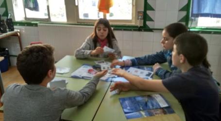 Ευρωπαϊκές δράσεις στο15οΔημοτικό Σχολείο Βόλου