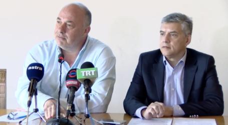 4,6 εκατομμύρια για επτά νέα έργα για τον Βόλο ανακοίνωσαν Μπέος – Αγοραστός