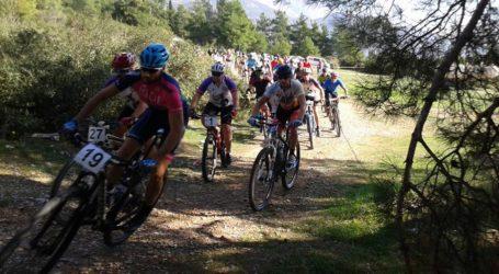 Σε αγώνες ορεινής ποδηλασίας στην Έδεσσα η Νίκη Βόλου