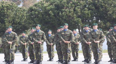Αλλαγή διοικητών της 32 Ταξιαρχίας Πεζοναυτών και της 1ης ΤΑΞΑΣ
