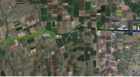 Εγκρίθηκε η ένταξη στο ΕΣΠΑ Θεσσαλίας της κατασκευής του οδικού τμήματος Τερψιθέας – Ραχούλας