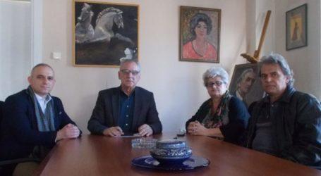 Σε κοινή πορεία οι Σύλλογο Πολυτέκνων Λαρίσης και Τυρνάβου