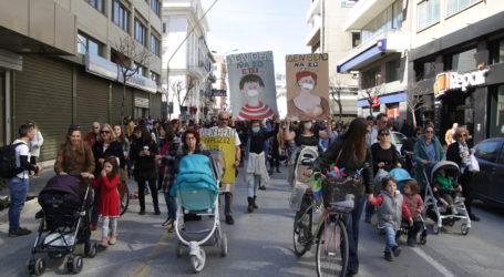 Μαζικότερο συλλαλητήριο από το περσινό «είδε» η Περιβαλλοντική Πρωτοβουλία Μαγνησίας