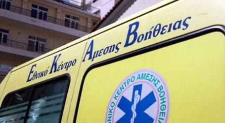 Τραυματίστηκε σε τροχαίο υποψήφιος Δήμαρχος Φαρκαδόνας – Κατευθυνόταν προς τη Λάρισα