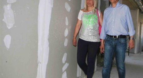 Ασφαλτικές εργασίες στις Βόρειες Σποράδες από την Περιφέρεια Θεσσαλίας