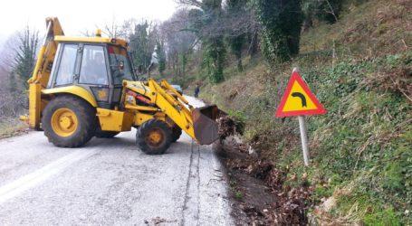 Πέντε εκατομμύρια ευρώ για αποκαταστάσεις οδικού κυκλώματος Πηλίου και καθαρισμός ρεμάτων Σκιάθου