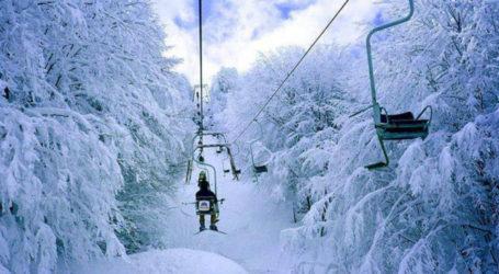 Ανοικτό το Χιονοδρομικό το τριήμερο της Αποκριάς