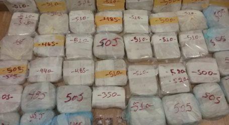 Συνελήφθησαν μεγαλέμποροι ηρωίνης στην Αττική
