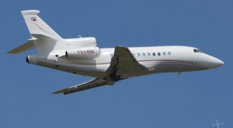 Η πτήση μυστήριο του Falcon YV-2486
